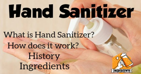 Is Hand Sanitizer bad for you