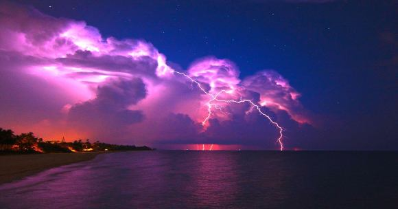 How Lightning is created